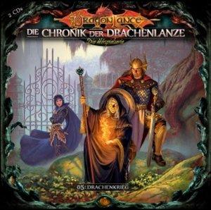 Die Chronik der Drachenlanze 05 - Drachenkrieg
