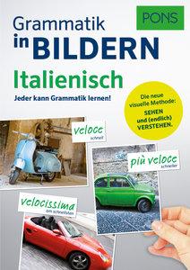 PONS Grammatik in Bildern Italienisch