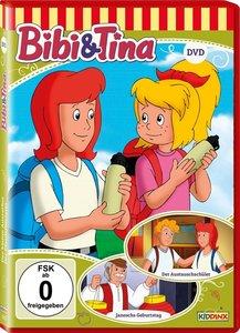 Bibi & Tina - Janoschs Geburtstag + Der Austauschschüler, 1 DVD