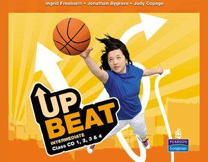 Upbeat Intermediate Class CDs (4)