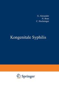 Kongenitale Syphilis