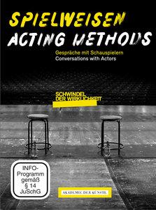 Spielweisen. Gespräche mit Schauspielern