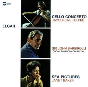 Cellokonzert/Sea Pictures