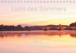 Licht des Sommers (Tischkalender 2019 DIN A5 quer)