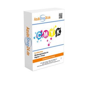AzubiShop24.de Lernkarten IHK-Abschlussprüfung Mediengestalter/M