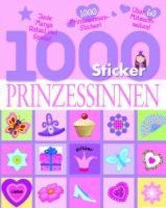 1000 Sticker Prinzessin