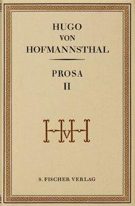 Prosa II
