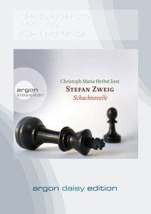 Schachnovelle (DAISY Edition)