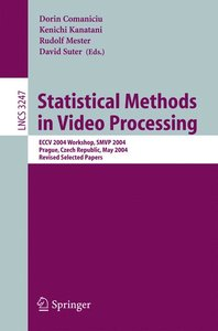 Statistical Methods in Video Processing
