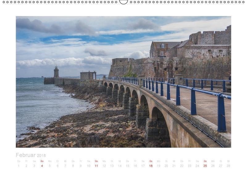 GUERNSEY und JERSEY - Britische Inseln im Ärmelkanal - zum Schließen ins Bild klicken