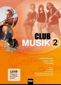 Club Musik 2. Medienbox 1 DVD + 1 CD-ROM
