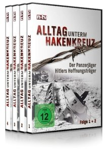Alltag unterm Hakenkreuz. Folge.1-9, 4 DVDs