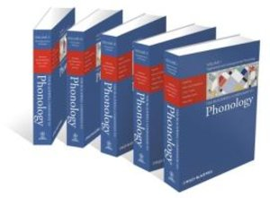 The Blackwell Companion to Phonology. 5 volumes