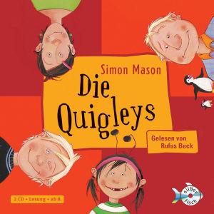 Simon Mason: Die Quigleys - zum Schließen ins Bild klicken