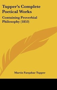 Tupper's Complete Poetical Works