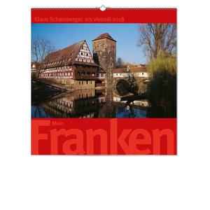 Mein Franken 2018 Wandkalender