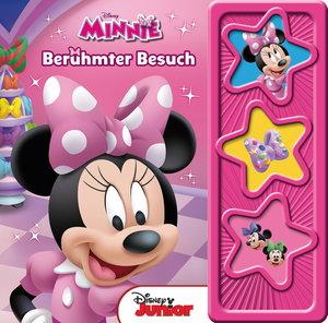 Minnie - Berühmter Besuch. Button Soundbuch