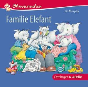 Familie Elefant, 1 Audio-CD