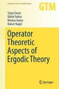 Operator Theoretic Aspects of Ergodic Theory