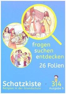 fragen - suchen - entdecken 3/4. Folienmappe Klasse 3/4. Ausgabe