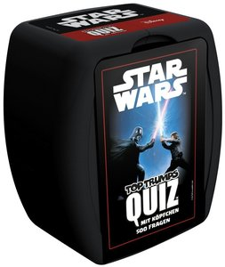 Top Trumps Quiz Star Wars