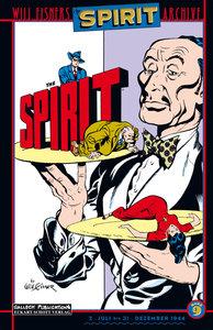 Will Eisners Spirit Archive 09. Vorzugsausgabe