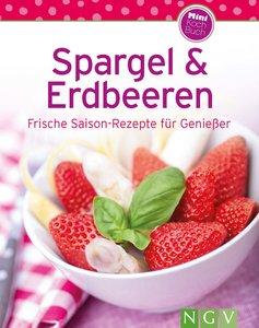 Spargel & Erdbeeren (Minikochbuch)
