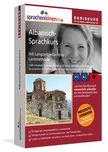 Sprachenlernen24.de Albanisch-Basis-Sprachkurs. PC CD-ROM + MP3-