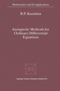Asymptotic Methods for Ordinary Differential Equations