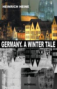 Germany. A Winter Tale (Bilingual: Deutschland. Ein Wintermaerch
