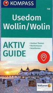 Usedom, Wollin/Wolin 1:50 000