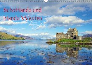 Schottlands und Irlands Westen