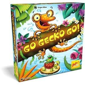 Zoch 601105129 - Go Gecko Go, Geschicklichkeitsspiel, Brettspiel