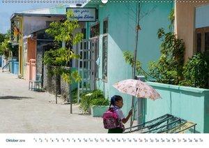 Neue Malediventräume (Wandkalender 2019 DIN A2 quer)