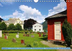 Fjærland - Norwegens Bücherstadt