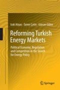 Reforming Turkish Energy Markets