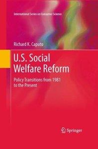 U.S. Social Welfare Reform