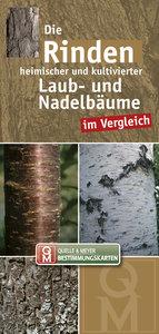 Die Rinden heimischer und kultivierter Laub- und Nadelbäume im V