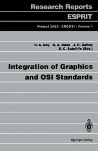 Integration of Graphics and OSI Standards