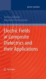 Electric Fields in Composite Dielectrics and their Applications