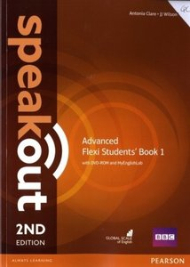 Speakout Advanced. Flexi Students' Book 1 Pack