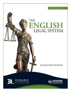 The English Legal System