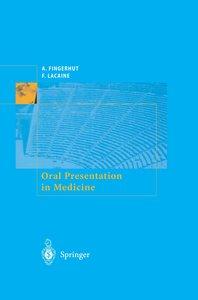 Oral Presentation in Medicine