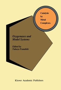 Oxygenases and Model Systems