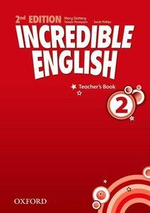 Incredible English 2: Teachers Book