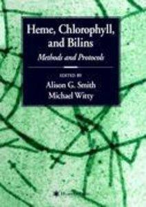 Heme, Chlorophyll, and Bilins