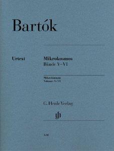 Mikrokosmos Bände V-VI