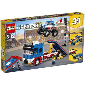 Creator Stunt-Truck-Transporter