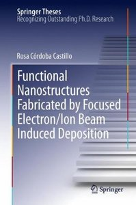 Functional Nanostructures Fabricated by Focused Electron/Ion Bea