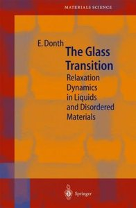 The Glass Transition